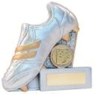 9,5cm Résine Football Trophée (Rf833a)