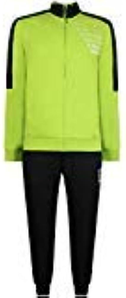 EA7 - Chándal deportivo, color verde, talla XXS: Amazon.es: Ropa y ...