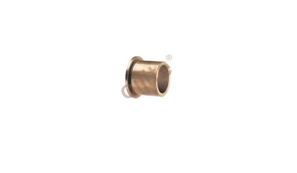 ID x 0.628 in SAE 841 Sintered Bronze Sleeve Bearing 0.502 in Length Genuine Oilite OD x 0.5 in