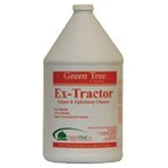 Green Tree, Extractor, Carpet Cleaner, 128 oz, (Pack of 4)
