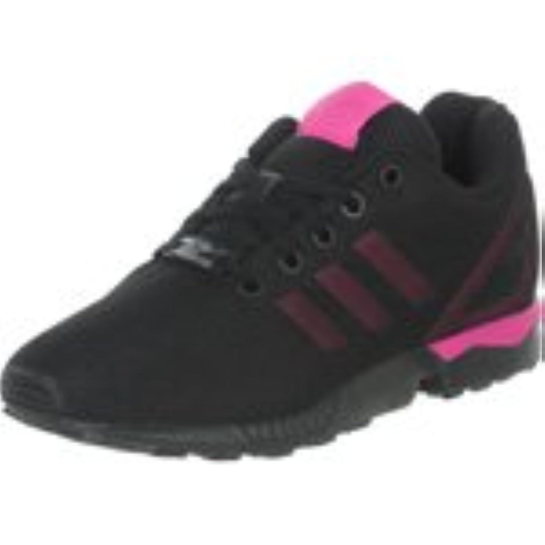 adidas Unisex Kids' Zx Flux K Low-Top Sneakers black Size: 1 UK