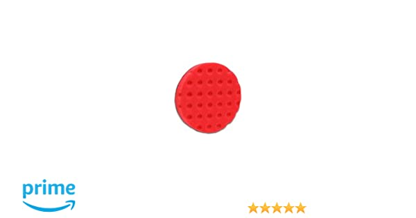 Red Ultrasoft Wax//Sealant CCS Smart Pads DA 5.5 inch Foam Pad-3 Pack