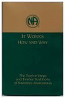 image about Na Step Working Guide Printable called Narcotics Nameless Stage Functioning Books: 9781557763709