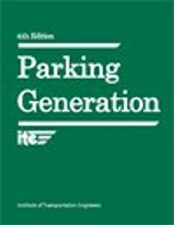 trip generation manual 9th edition three volume set ite rh amazon com ITE Parking Ratios ITE Parking Ratios