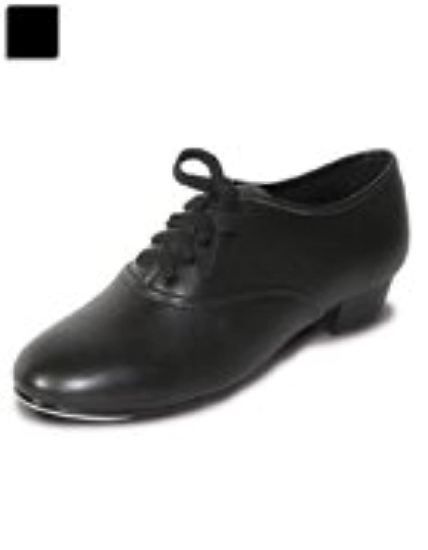 Roch Valley PBT Boys Tap Shoe Black 3 UK / 36 EU