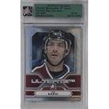 Joe Sakic Ungraded Manufacturer Uncirculated #16/30 (Hockey Card) 2012-13 In the Game Ultimate Memorabilia 12th Edition - [Base] - Silver #JOSA