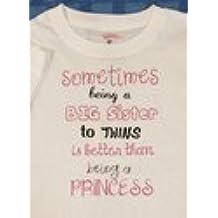 Big Sister of Twins T-Shirt (4T)