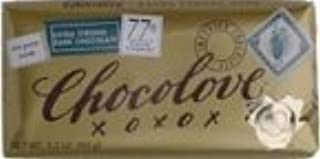 product image for Chocolove Xoxo Extra Strong Dark Chocolate Bar ( 12x3.2 Oz)