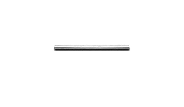 OAL 4-1//8 6 Pcs. Size: F Drill Blank .2570