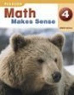 math makes sense 4 practice and homework book