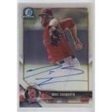 Mike Shawaryn #158/499 (Baseball Card) 2018 Bowman - Chrome Prospect Autographs - Refractor #CPA-MS