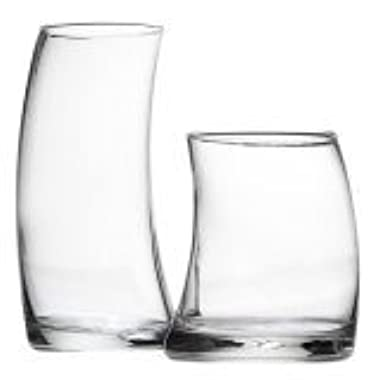 Libbey 16-Piece Swerve Glassware , Pack of 32