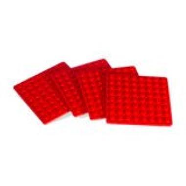 Lego Silicone Coasters