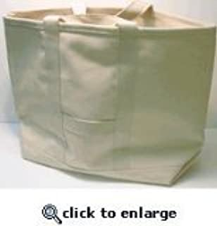 Bon 11-130 Heavy Duty Canvas Tote Bag 28-Inch Long by 6-Inch Wide ...