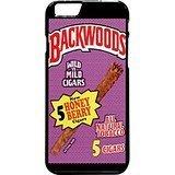 Backwoods Honey Berry Cigars Case / Color Black Rubber / Device iPhone 6 Plus/6s (Honey Berry)