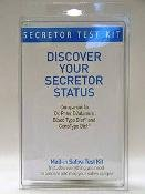 D\'Adamo Personalized Nutrition Secretor Test 1 Kit