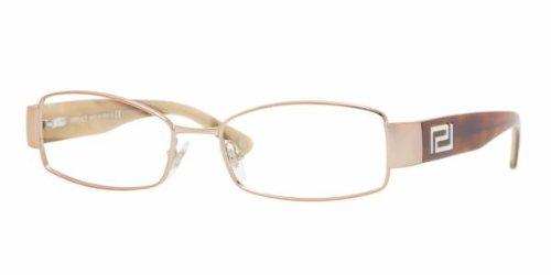 Versace Eyeglasses VE1168H 1052 Orange - Versace Eyeglasses Luxottica