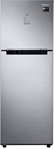 Samsung 253 L 4 Star Frost-Free Double-door Refrigerator (RT28R3744S8/HL, Elegant Inox)