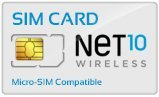 Image of the product net10 at&t compatible sim that is listed on the catalogue brand of TRACFONE WIRELESS, INC..