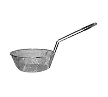 (Winco Culinary Basket, 10-Inch Diameter, Fine Mesh)