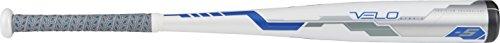 Rawlings Velo USSSA Series Bat, White/Blue, 30