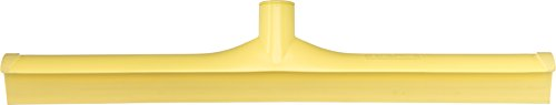 Carlisle 3656704 Solid One-Piece Foam Rubber Head Floor Squeegee, 20'' Length, Yellow (Case of 6) by Carlisle (Image #2)