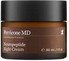 Perricone MD Night Face Cream With Neuropeptides 1oz 30ml