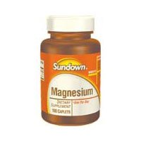 MAGNESIUM 500 MG CAPLETS SDWN Taille: 100