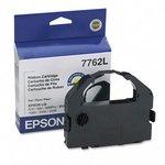 Epson Black Cartridge -Black -Dot Matrix -2 Million Characters -1 Each -Retail