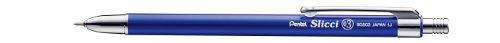 Pentel Mini Slicci for Memo Pad/Mini Diary, Navy Body, Slicci Black Ink (BG503C-A)
