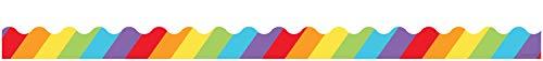 Carson Dellosa Celebrate Learning Big Rainbow Scalloped Borders (108302) -