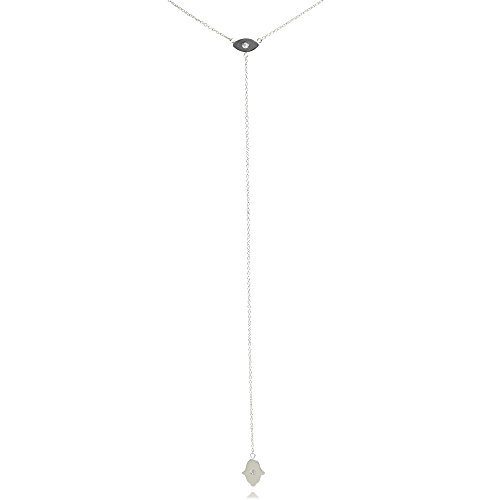 Inspired By Tiffany Zirconia Necklace - 6