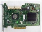 DELL PERC SAS 5/iR Controller Card. RAID Controller Card PCI Express. D P/N: 341-3874