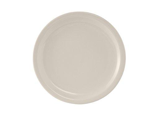 Tuxton TNR-016 Vitrified China Nevada Plate, 10-1/2