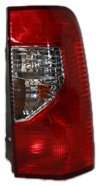 TYC 11-5357-90 Nissan Xterra Passenger Side Replacement Tail Light Assembly - Nissan Xterra Tail Lamp