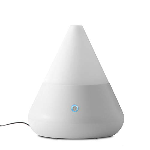 Hosley's ULTRASONIC Diffuser. 100ml Auto Shut-Off, 7 Color LED Lights. Use with Hosley Essential Oils. Ideal Gift for Weddings, Special Occasions, Spa, Office, Dorm Reiki, Meditation Settings ()