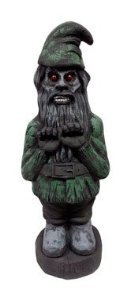 """Union Products Zombie Gnome Black 26"""""""