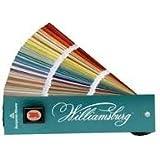 Benjamin Moore Williamsburg Color Collection Fan Deck