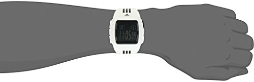 adidas Unisex ADP6091 Duramo XL Digital Watch with White Case and Strap   Adidas  Amazon.co.uk  Watches 3dd75a506c