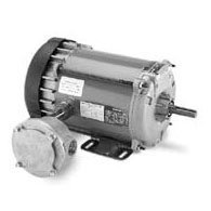 Marathon G639 56 Frame Explosion Proof Division 1 - Class l and ll, Groups C, D, F and G Hazardous Duty Motor, 1/4 hp, 1800 rpm, 115/208-230 VAC, Rigid Base, 1 Speed, Ball Bearing, Capacitor Start