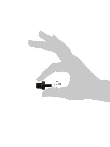 6 mm x 1//4 BSPT John Guest PM050602E Stem Adapter Pack of 10