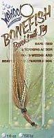 Bonefish Bucktail 1/8oz Brown - Jig Bucktail Fish