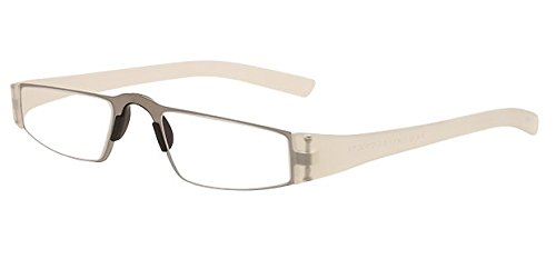 d935167b7a6 Porsche Design P8801 Eyewear Mens Ladies Stainless Steel Half-Eye ...