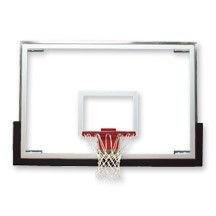 Bison Standard Short Glass Backboard -