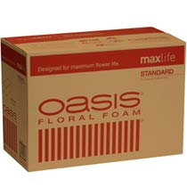 0020 Oasis Standard Floral Foam MaxLife (48/CS) by OASIS Floral Products (Image #1)