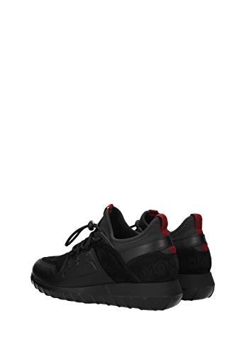 1025300019q3 Garry Homme Tissu Moncler Sneakers Noir Eu IwxqIB