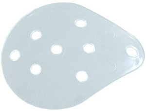 Grafco® Plastic Ventilated Eye Shield: Adult, - 100 EA/PK by Grafco