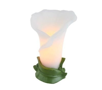 Qvc Flameless Candles Gorgeous Amazon QVC Home Reflections H60 White Calla Lily Flameless