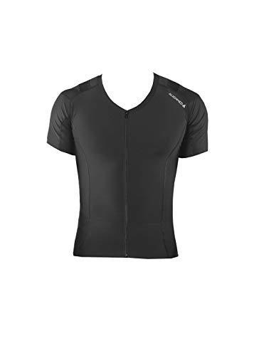 ALIGNMED Posture Shirt 2.0 Zipper - Mens - Black - XS