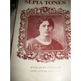 Sepia Tones (7 Short Stories), Rimo Publications Staff and Outrigger Press Staff, 0918680328